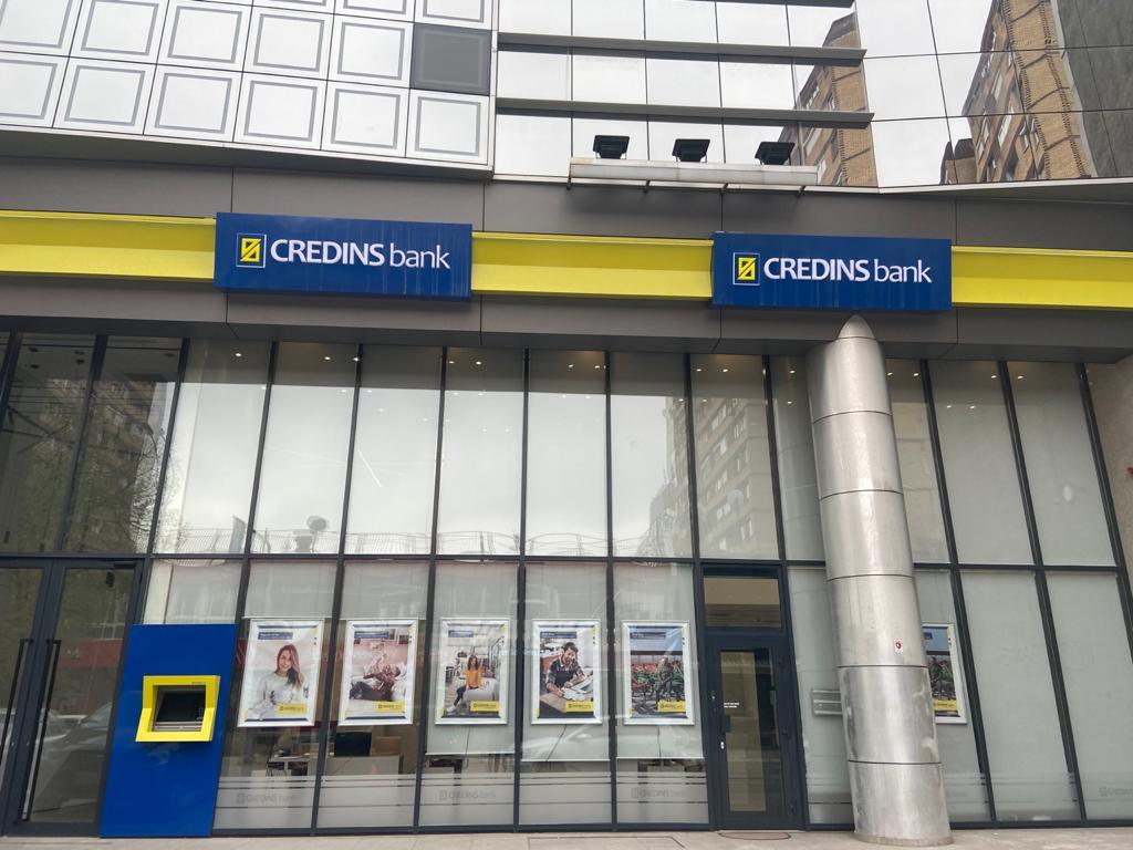 Credins Bank hap dyert e saj në Kosovë